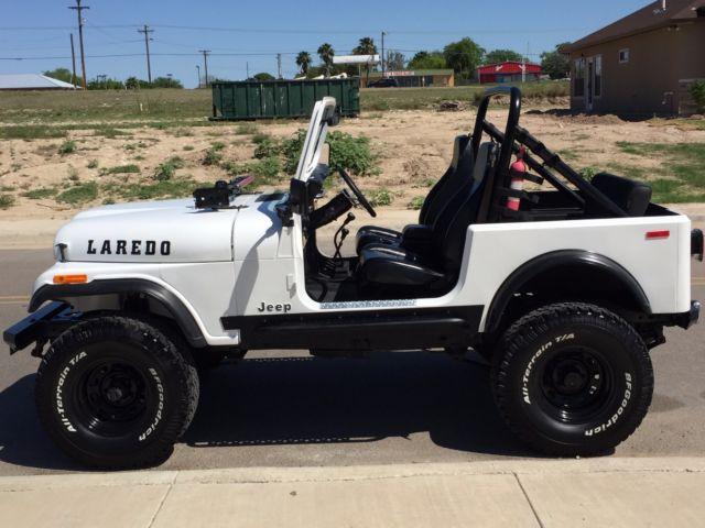 1984 Jeep CJ LAREDO