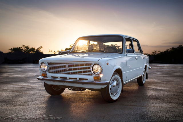 1984 Other Makes LADA 21013