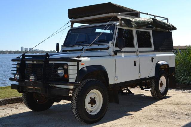 1984 Land Rover Defender 110 V8 Rebuilt 21 256 Miles Many