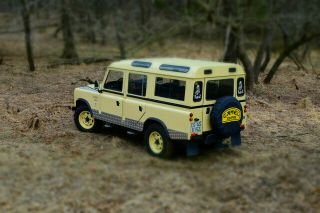 1984 Land Rover Defender