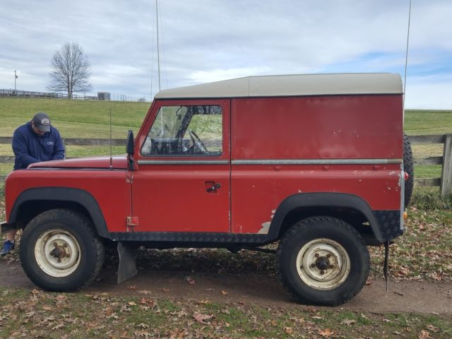 1980 Land Rover Defender 90