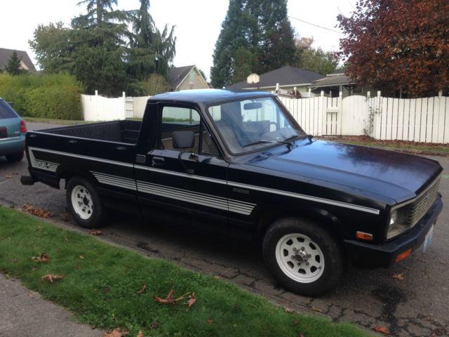 pickup mazda modelo 1984 serie b2000