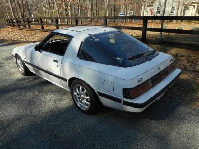 1984 Mazda Rx7 GSL, New Price, Racing Beat upgrades: compare