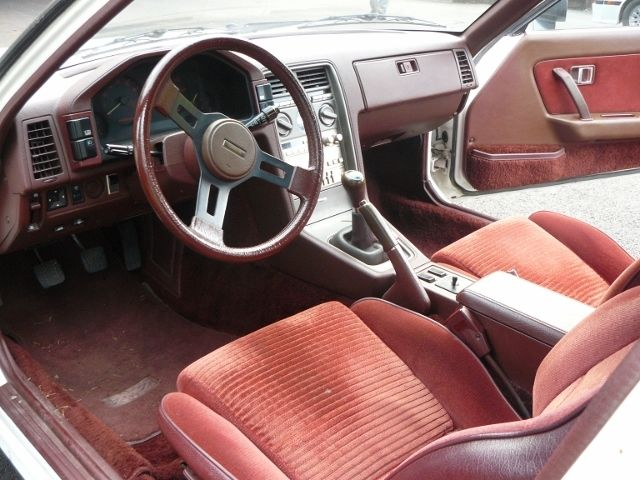 1984 MAZDA RX7 GSL XE for sale photos technical specifications