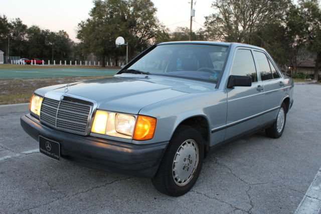 1984 mercedes 190 d 2 2 diesel 190d for sale photos technical specifications description. Black Bedroom Furniture Sets. Home Design Ideas
