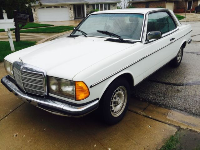 1984 mercedes 280ce coupe euro rare w123 for sale photos for Mercedes benz w123 for sale