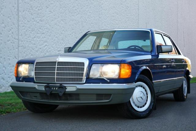1984 Mercedes-Benz 200-Series --