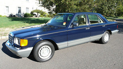 1984 Mercedes-Benz 300-Series SD