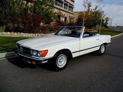 1984 Mercedes-Benz 200-Series NO RESERVE