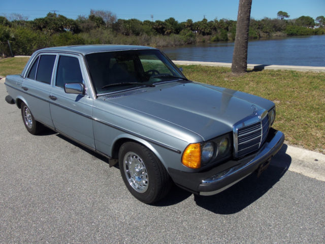 1984 Mercedes-Benz 300-Series Turbo Diesel