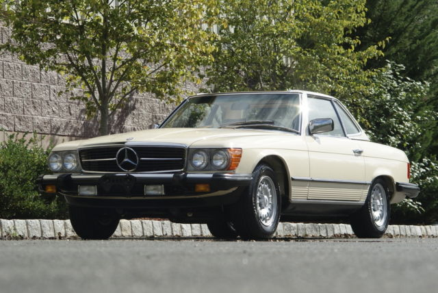 1984 Mercedes-Benz 300-Series