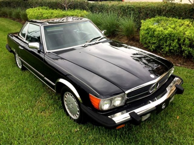 1984 Mercedes-Benz Other 2dr Coupe 38