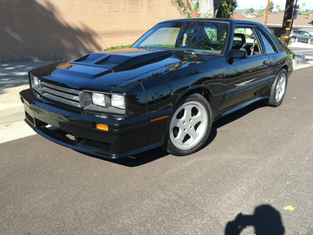 1984 Ford Mustang RS / GT