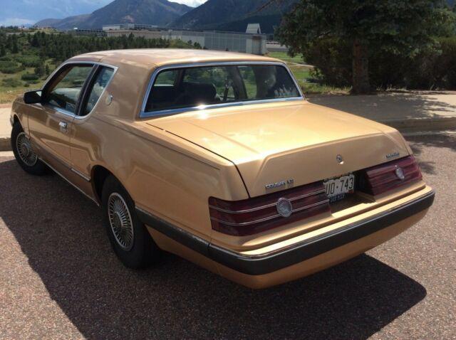 1984 Mercury Cougar For Sale Photos Technical