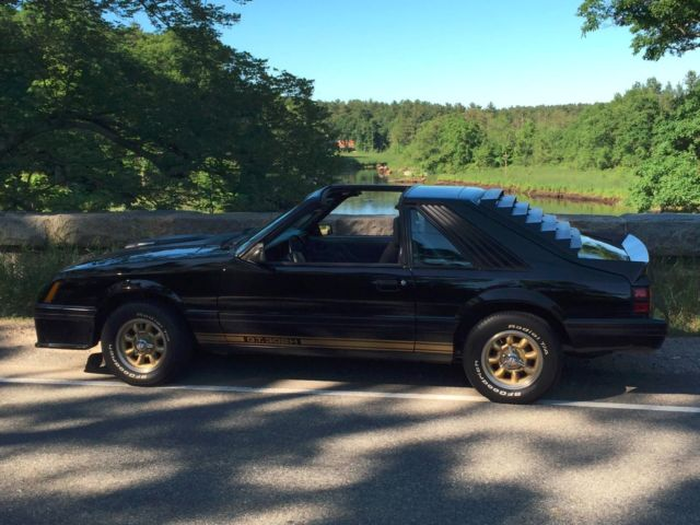1984 Ford Mustang GT302H