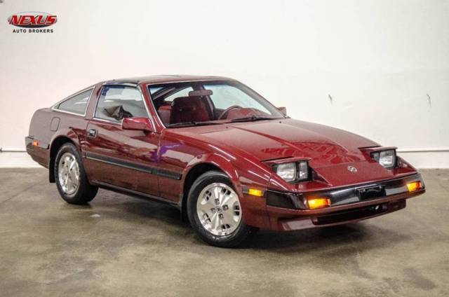 1984 Nissan 300ZX 21K Original Miles One Owner MINT