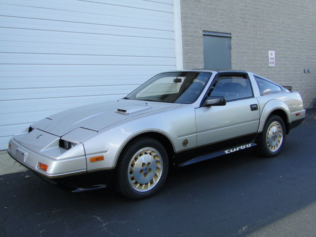 1984 nissan 300zx 50th anniversary turbo excellent collector condition for sale photos. Black Bedroom Furniture Sets. Home Design Ideas