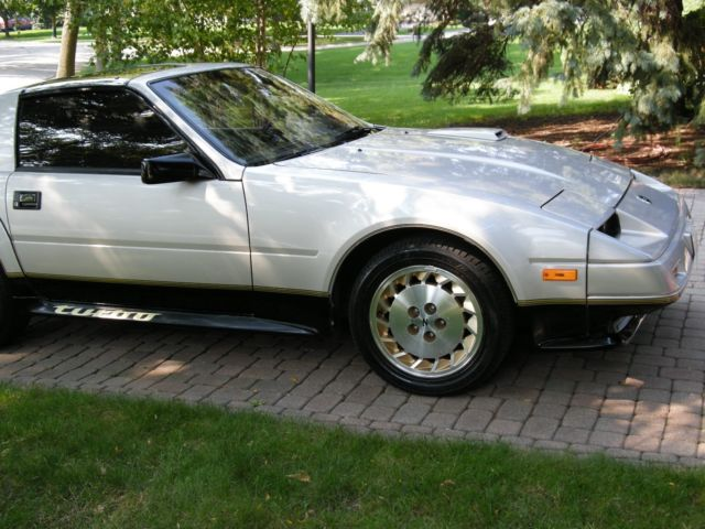 1984 Nissan 300ZX Anniversary Edition