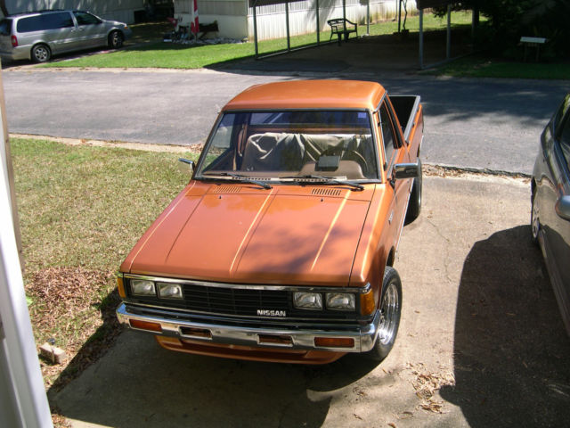 1984 Nissan Other Pickups 720