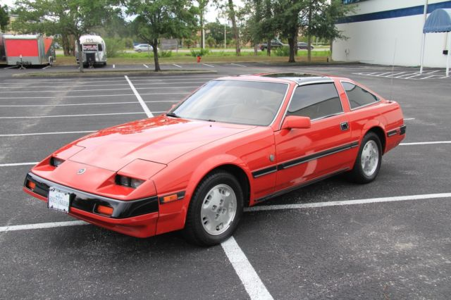 1984 Nissan 300ZX 2+2 5-Speed