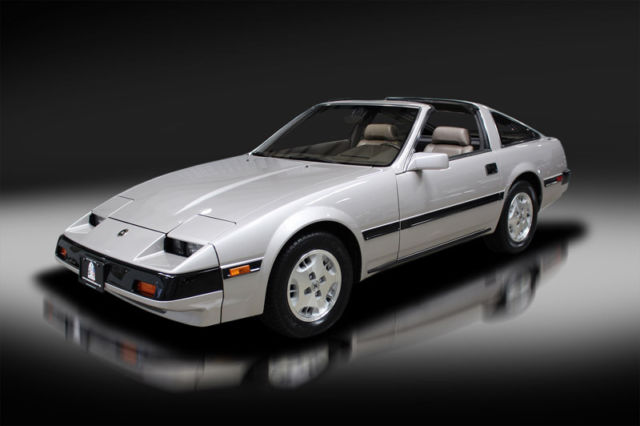 1984 Nissan 300ZX Rare. Documented. One Owner. Loaded. Low Mileage.