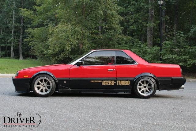 1984 Nissan Dr30 R30 Rs X Skyline Rs Turbo 100 Federally