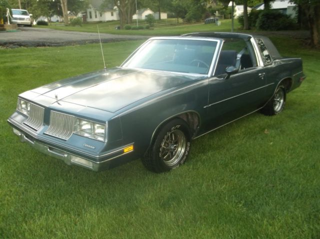 1984 Olds Cutlass Supreme T top Coupe 99% Original for sale