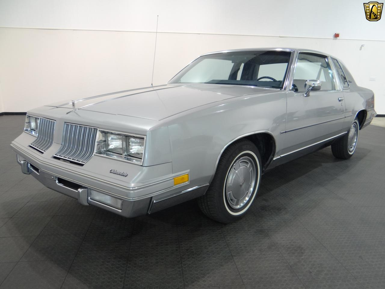 1984 oldsmobile cutlass supreme 9028 miles silver 2dr 3 8l v6 2bl ohv 3 speed au