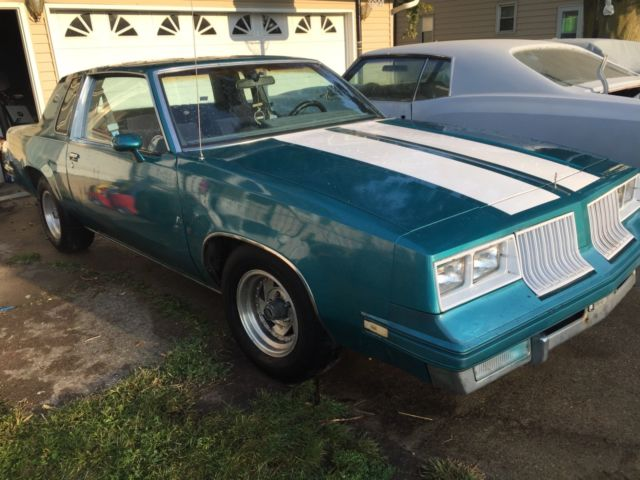 1984 Oldsmobile Cutlass Supreme G Body Old school for sale