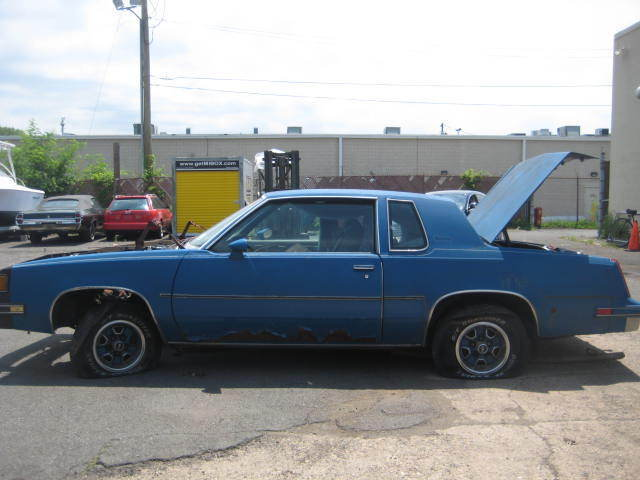 1984 Oldsmobile Cutlass