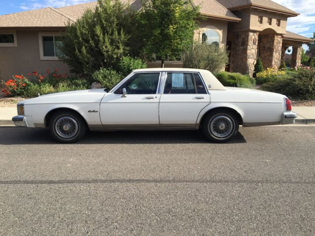 1984 Oldsmobile Other Royale Brougham LS