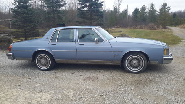 1984 Oldsmobile Eighty-Eight