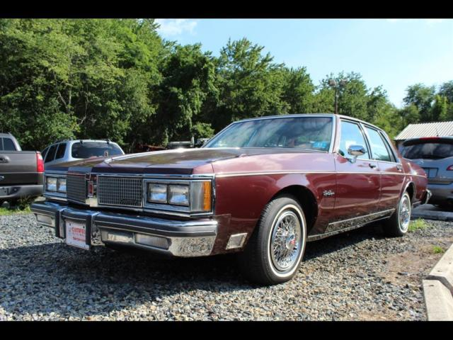 1984 Oldsmobile Delta Eighty-Eight Royale LS