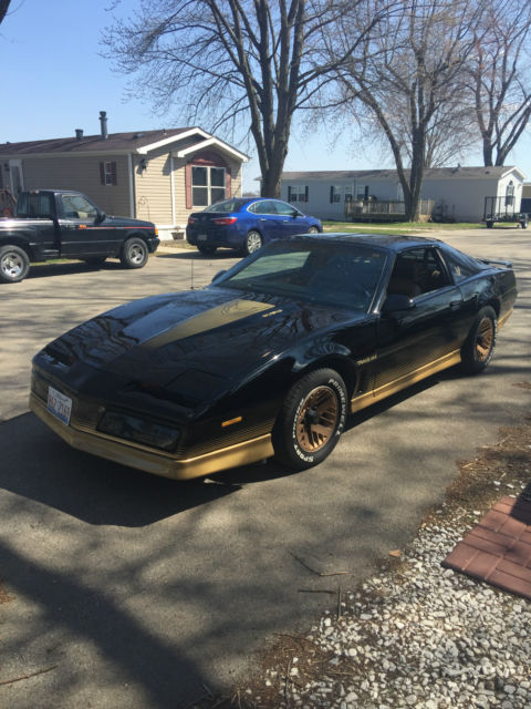 1984 pontiac firebird trans am recaro edition h o for sale photos technical specifications description topclassiccarsforsale com