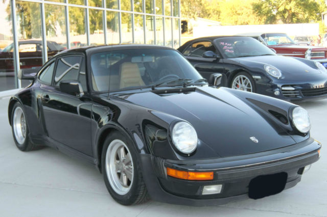 1984 porsche 911 carrera m491 wide body turbo look for sale photos technical specifications. Black Bedroom Furniture Sets. Home Design Ideas
