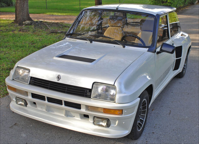 1984 Renault R5 TURBO 2