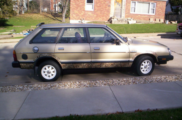 1984 Subaru Other GL