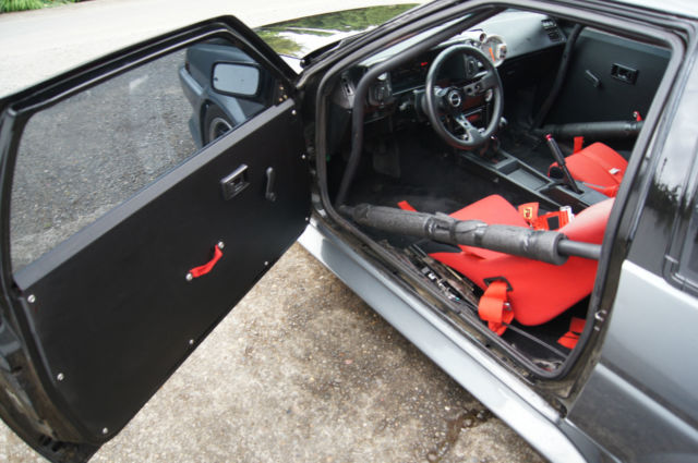 1984 Toyota Corolla AE86 with 4AGZE Turbo swap Hachiroku for