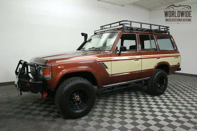 1984 Toyota Land Cruiser FJ60. $20K PLUS BUILD. AMAZING!