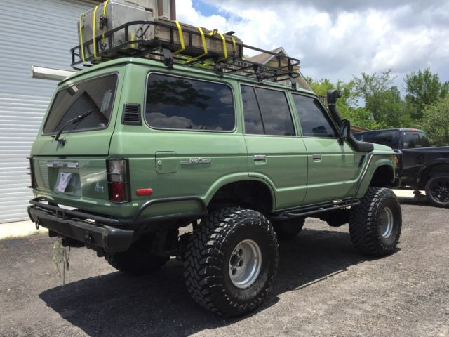 1984 TOYOTA LANDCRUISER FJ60 ONE OF A KIND, for sale ...