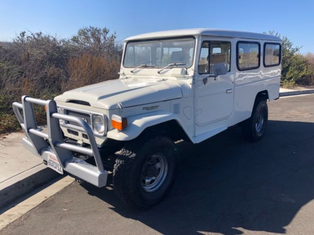 1984 Toyota Land Cruiser Troopie