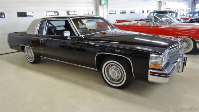 1984 Cadillac DeVille Base Coupe 2-Door