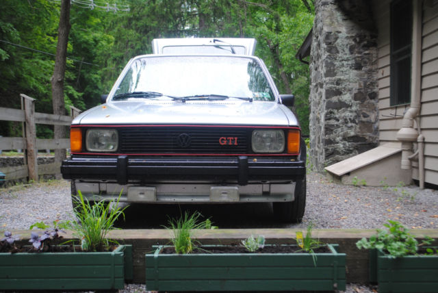 1984 Volkswagen GTI MK1 VW for sale photos technical