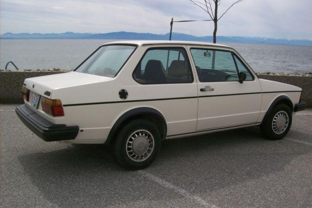 1984 Volkswagen Mk1 Jetta 2 Door Coupe Excellent For Sale