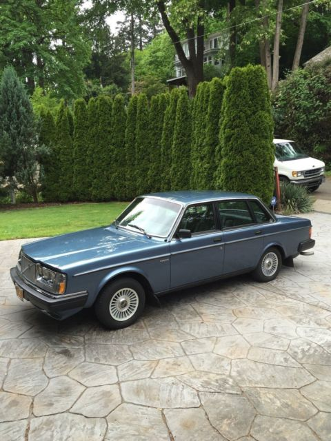 1984 Volvo 240 GL 21,000 original miles 2 owner car for sale: photos, technical specifications ...
