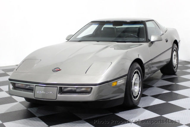 1985 Chevrolet Corvette CORVETTE Z51 PERFORMANCE HANDLING PACKAGE