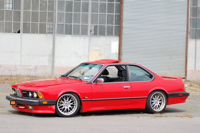 1985 BMW 6-Series CSI