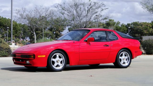 1985 Porsche 944 FREE ENCLOSED SHIPPING WITH BUY IT NOW!