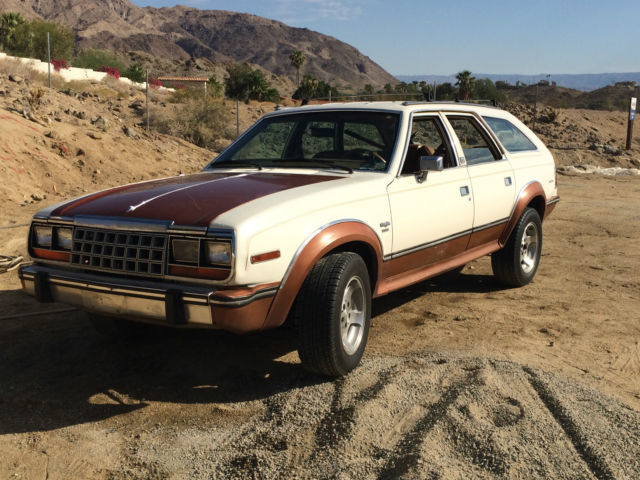 1985 AMC Eagle Limited