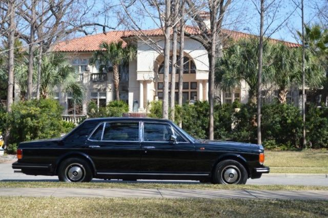 1985 Bentley Mulsanne L